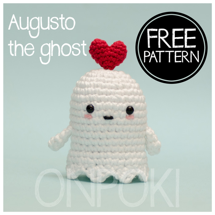 Augusto the ghost – Free Pattern